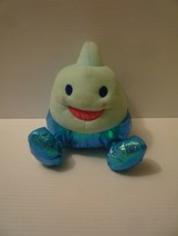 "Rare Nintendo Game Dewy's Adventure 8"" Stuffed Plush Toy 2007 Salesman S... - $14.85"