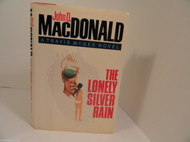 The Lonely Silver Rain by John D. Macdonald Fir... - $14.95