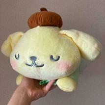 Pom Pom Purin Baby Doll Type Plush BABY's Happy Birthday series Sanrio 28cm - $46.55