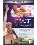 DVD: Grace Unplugged Movie Christian Worship Story Free Shipping LN - $7.99