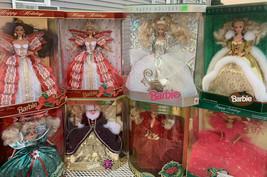 Vintage Holiday Barbie Dolls lot of 8 - $297.00