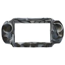 eForBuddy Silicone Soft Skin Case Cover for Sony PS Vita, Camo Brown White - $119.55