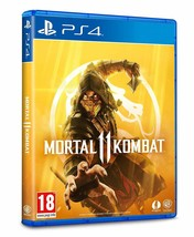 Mortal kombat 11 ps4 (no cd) downloadable game - $19.64
