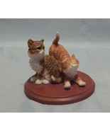 Country Artists Stratford Collection Cats Figurine - $13.86