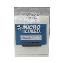 DVC Sanyo Style PU-1 571245 Micro Allergen Vacuum Cleaner Bags Made in U... - $120.52