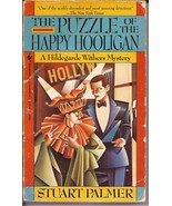 The Puzzle Of The Happy Hooligan Paperback A Hildegarde Withers Mystery - $2.95