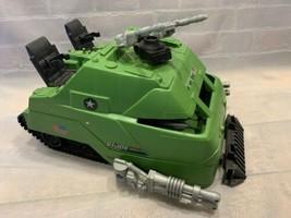 Vintage G. I. Joe Batalla Bunker Tanque 1990 Vehículo Hasbro - $51.98