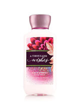 Bath & Body Works A THOUSAND WISHES Body Lotion 8 oz / 236 ml - $27.00