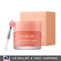 [ LANEIGE ] Lip Sleeping Mask 20g_Grapefruit ++NEW Fresh++ - $17.33