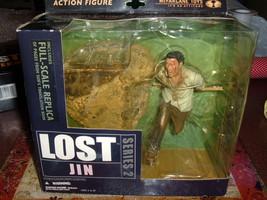 Lost Series 2 - Jin Figure McFarlanes Toys - $20.00