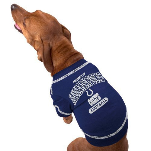 f0692914 Indianapolis Colts Dog T-Shirt, Large. - and 50 similar items