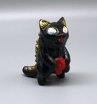Max Toy Black Cat Micro Negora Mint in Bag image 2