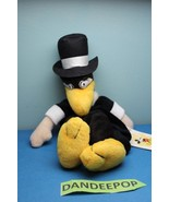 "Walt Disney World Mini Bean Bag Plush Vulture Bird Of Song Of The South 10"" - $11.87"