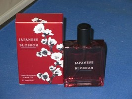 Bath & Body Works * Luxuries * Japanese Blossom * Eau De Toilette Spray* 1.7 Oz - $120.00