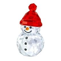 Swarovski Rocking Snowman Holiday Figurine - $64.99
