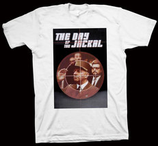 The Day of the Jackal T-Shirt Fred Zinnemann, Edward Fox, Movie, Cinema, Film - $14.99+