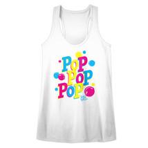 Dum Dums Candy Suckers Pop Pop Pop Womans Tank Sleep Shirt - $20.49+