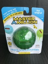Master a Million Green Electronic Ball W/FREE App & Built In Aux Cord - ... - $5.99