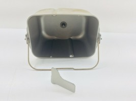 PANASONIC Bread Maker Machine Replacement Pan And Paddle Model SD-BT65P  - $27.59