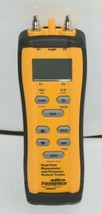 Fieldpiece SDMN6 Dual Port Manometer Pressure Switch Tester Padded Case image 2