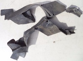 '94 FZR1000 RUBBER DAMPER PLATES FRONT UPPER FAIRING COWL CUSHIONS YAMAH... - $25.84