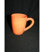 Tabletops Gallery Corsica Clementine Orange Coffee Tea Shave Replacement... - $69.95