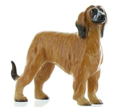 Hagen Renaker Pedigree Dog Afghan Hound Ceramic Figurine