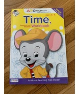 ABC Mouse Early Learning Academy Time, Seasons & Weather Workbook Ages 5-8 - $4.94