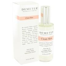 Demeter by Demeter Clean Skin Cologne Spray 4 oz for Women - $25.50