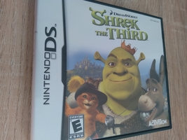 Nintendo DS Shrek The Third image 1