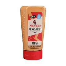 Nando's Hot Perinaise Tangy & Spicy Mayo 8.5 oz Pack of 2