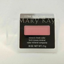 Mary Kay Mineral Cheek Color ~ Citrus Bloom ~ .18oz - $6.67