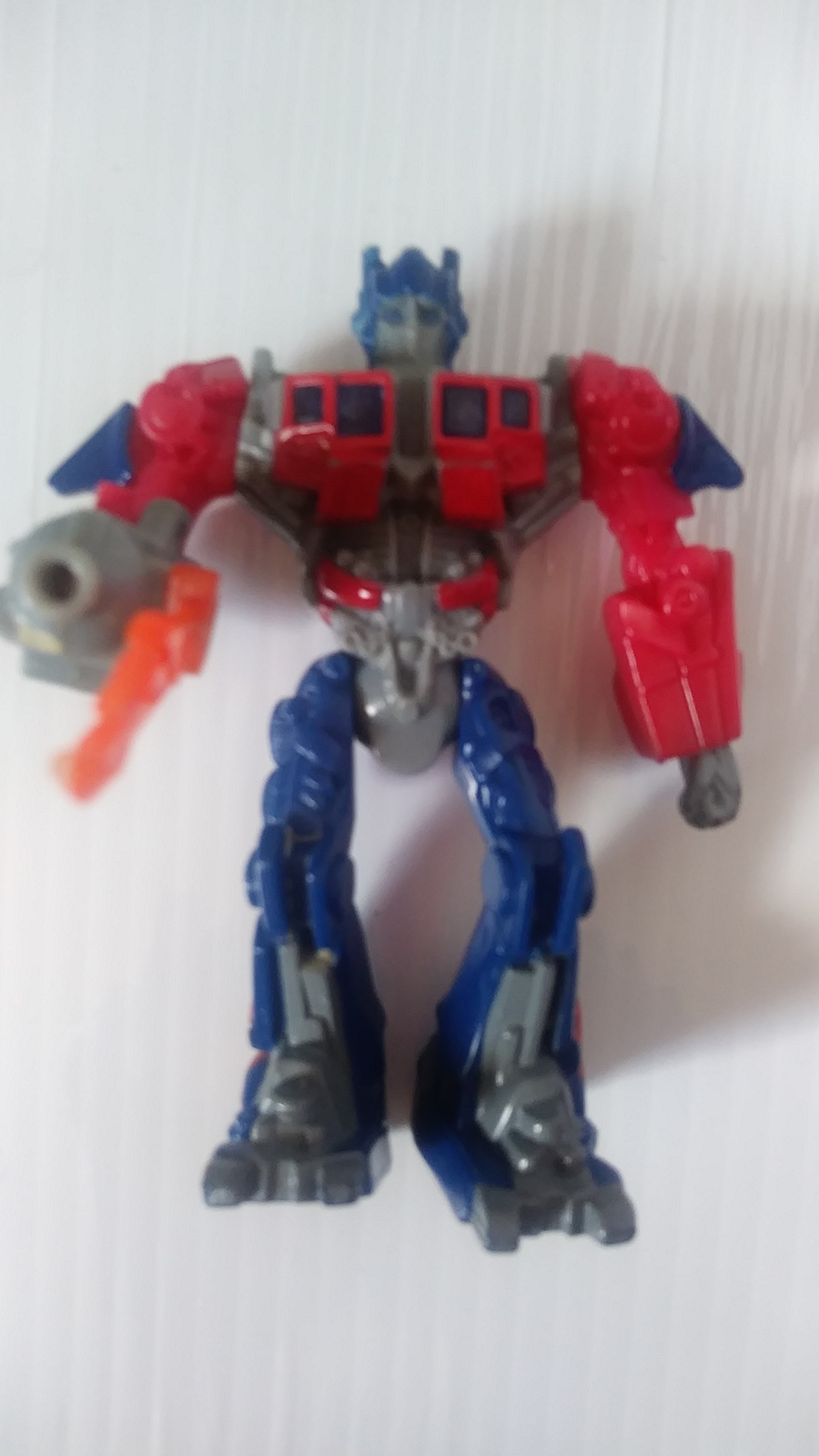 Toys R Us Original Transformers F//S NEW Optimus Prime Rusty ver