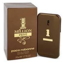 1 Million Prive Eau De Parfum Spray By Paco Rabanne - $58.64+