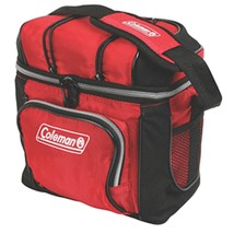 Coleman 9 Can Cooler - Red - $25.50