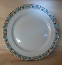 "c1944 Warwick China #C9234 9"" Luncheon Plate Semi Porcelain Wheeling W VA - $10.00"