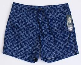Lauren Jeans Co. Ralph Lauren Blue Pattern Casual Shorts Women's NWT - $69.99