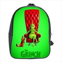 School bag 3 sizes the grinch - $39.00+