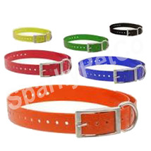 "Sparky Petco 1"" Square Buckle Dog Collars for Dogtra, PetSafe, SportDOG E Collar"