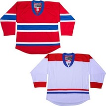 Team Lot/Set Of 10 Montreal Canadiens Hockey Jerseys Blank Or With Name & Number - $225.97+