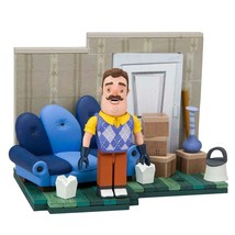 McFarlane Hello Neighbor Construction Set The Living Room - $45.54