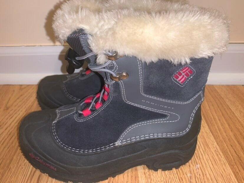 "COLUMBIA WOMEN""S Waterproof Snow Boots Size 4US, 36 EUR - $37.40"