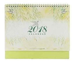 February 2017 - December 2018 Calendars Office Desktop Calendar [A] - £15.19 GBP