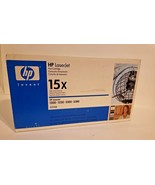 New GENUINE HP LASERJET 15X BLACK TONER C7115X - $29.69