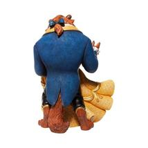"""10.24"""" Beauty and the Beast Figurine w Belle & Beast Disney Showcase Collection image 4"""