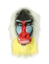 Babuino Máscara, Disfraz de Halloween Goma Máscara de Terror - $27.27 CAD