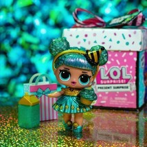 LOL SURPRISE PRESENT SURPRISE DOLL EMERALD BABE MAY NEW IN BOX SHIPS FREE - $28.99