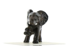 Hagen Renaker Miniature Elephant Walking Baby Ceramic Figurine image 2