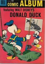 Comic Album featuring Donald Duck Comic Book #1 Dell Comics 1958 FINE/FINE+ - $31.85