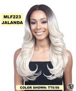 MIDWAY BOBBI BOSS MLF223 13X4 JALANDA LACE FRONT WIG 100% PREMIUM SYNTHE... - $51.99